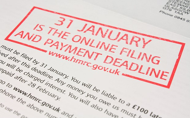 self assessment paper deadline Roughly 104m self-assessment returns were given that the deadline for paper returns was the financial times and its journalism are subject to a self.