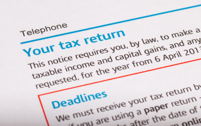 I've missed the self-assessment tax deadline; Can I avoid the penalty charge?
