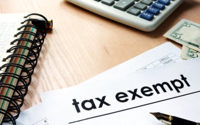 Tax Exempt Status for a Non-profit Organisation
