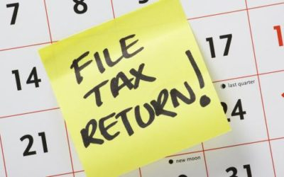 5 Reasons to file your Tax Return early