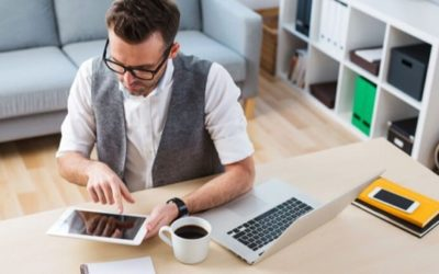 Simplified tax reporting for self-employed and small businesses
